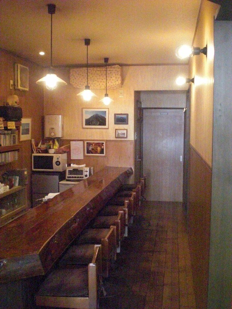 喫茶店風景